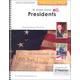 45 United States Presidents Character Writing Worksheets D'Nealian Intermediate Print