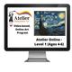 Atelier Online Art Curriculum - Complete L1