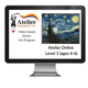 Atelier Online Art Curriculum - Enriched L1