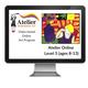 Atelier Online Art Curriculum - Enriched L5