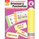 Skill Sharpeners: Grammar & Punctuation - Grade K