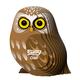 Eugy 3D Owl Dodoland Model