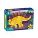 Stegosaurus Mini Puzzle (48 pieces)