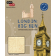 London Big Ben 3D Wood Model (Monument Collection)
