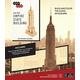 New York:Empire State Bldng 3D Wood Model(MC)