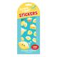 Lemon Scratch & Sniff Stickers