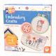 MYO Embroidery Crafts (Make Your Own)