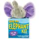 Hug an Elephant Petite Plush Kit