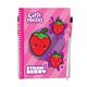 Cutie Fruities Sketch & Sniff Sketch Pad - Strawberry