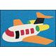 Airplane Puzzle (14 pcs.)
