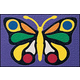 Butterfly Crepe Rubber Puzzle (22 pcs.)