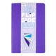 2-in-1 Flipside Notebook - Purple