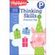 Preschool Thinking Skills Practice Pad