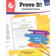 Prove It! Using Textual Evidence Levels 3-5