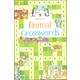 Animal Crosswords (Usborne)