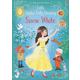 Little Sticker Dolly Dressing: Snow White