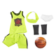 Joy Basketball Star Player Outfit