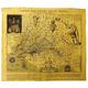 Captain John Smith's Map of Virginia 1612 Historical Document