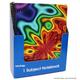 Color Slicks II 1 Subject Spiral Notebook