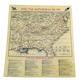 Civil War Battlefield Map