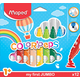 Color'Peps My First Safety Tip Ultrawashable Markers (pack of 12)