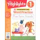 Handwriting: Word Practice (Highlights)