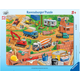 Work at the Construction Site Puzzle (12 piece)