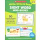 Write, Draw & Read Sight Word Mini-Book