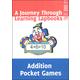 Addition Pocket Games Lapbook pdf (on CD ROM)