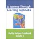 Daily Helper Grade 1 Math Lapbook pdf (on CD ROM)