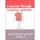 Daily Helper Grade 4 Math Lapbook pdf (on CD ROM)