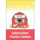 Subtraction Pocket Games Lapbook pdf (on CD ROM)