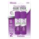Glue Sticks - Disappearing Purple Acid Free, Washable (21g/ 0.7oz.) Large (2/Pack)