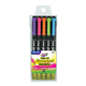 Twin-Tip Fluorescent Highlighters (5 pack)