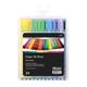 Washable Fiber Tip Pens: 24 Colors