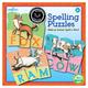 Animal Spelling Puzzles