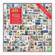 Curiosity Cabinet of Facts Puzzle (1000 pieces)