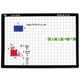 2cm Grid Mat & Number Line