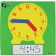 Dry Erase Clock - Demo