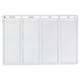 Place Value Action Tile Tray (set of 3)