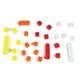 Place Value Hex-a-Link Cubes (set of 40)