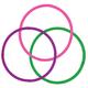 Small Grouping Circles (set of 3)