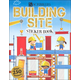 Building Site Sticker Book (Scribblers Fun Activity)