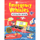 Emergency Vehicles Sticker Book (Scribblers Fun Activity)