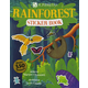 Rainforest Sticker Book (Scribblers Fun Activity)