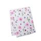 Lovely Floral Swaddling Blanket