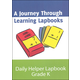 Daily Helper Grade K Math Lapbook pdf (on CD ROM)