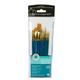 Gold Taklon Brush Set Value Pack (10 piece)