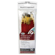 Sable Brush Set Value Pack (10 piece)
