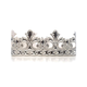 Silver Prince Soft Crown